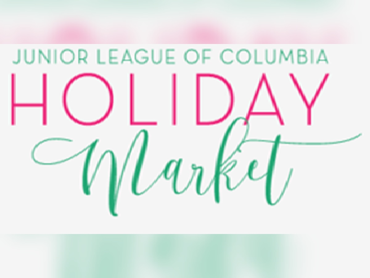 Last day to visit Junior League of Columbia's Holiday Market