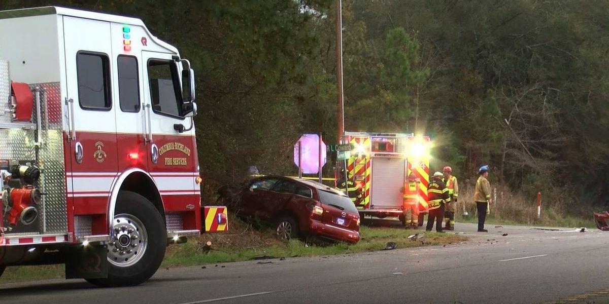 Passenger in fatal Garners Ferry Road crash identified