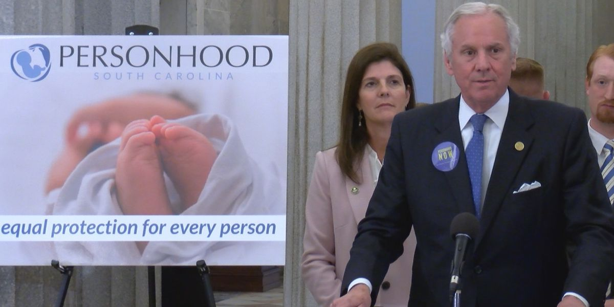 Push for pro-life legislation renewed in SC State House