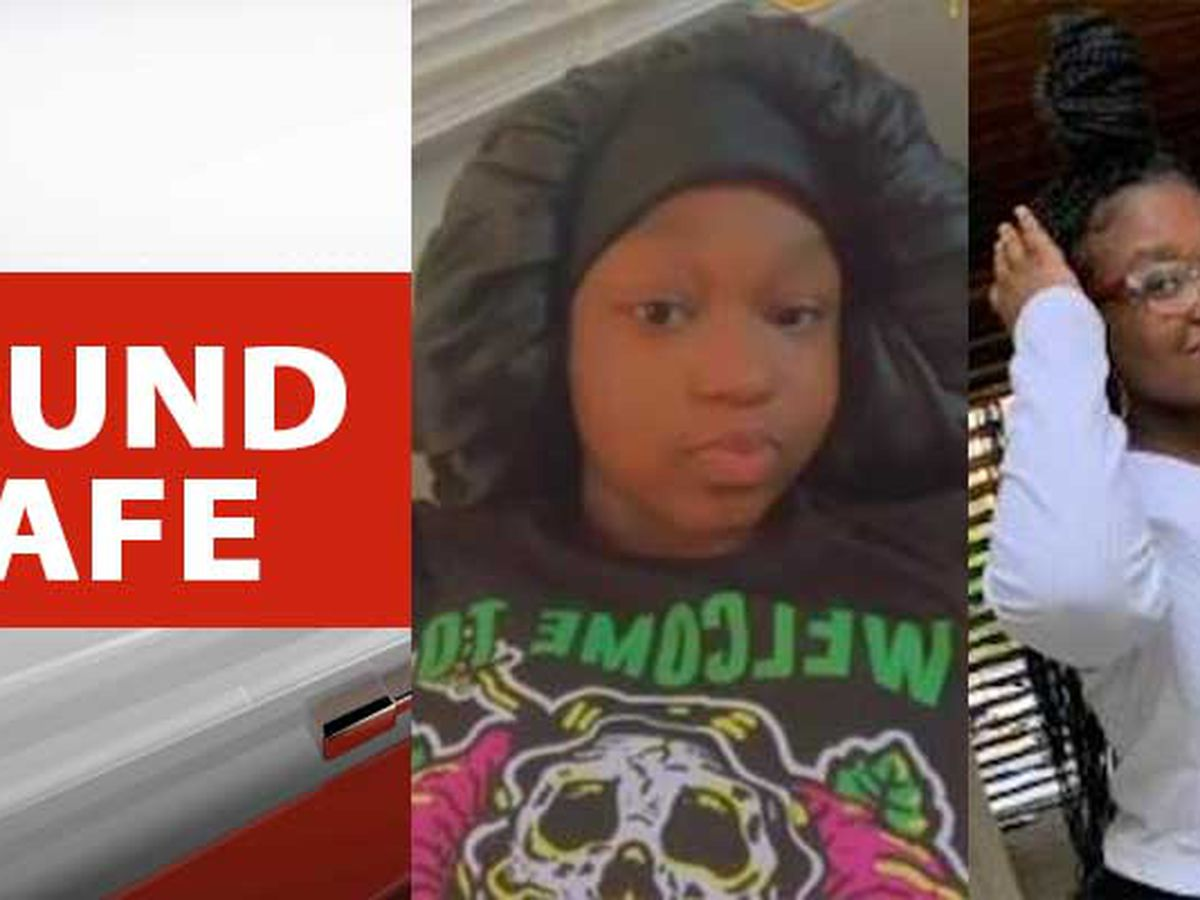 Missing 13-year-old girl from Columbia found safe