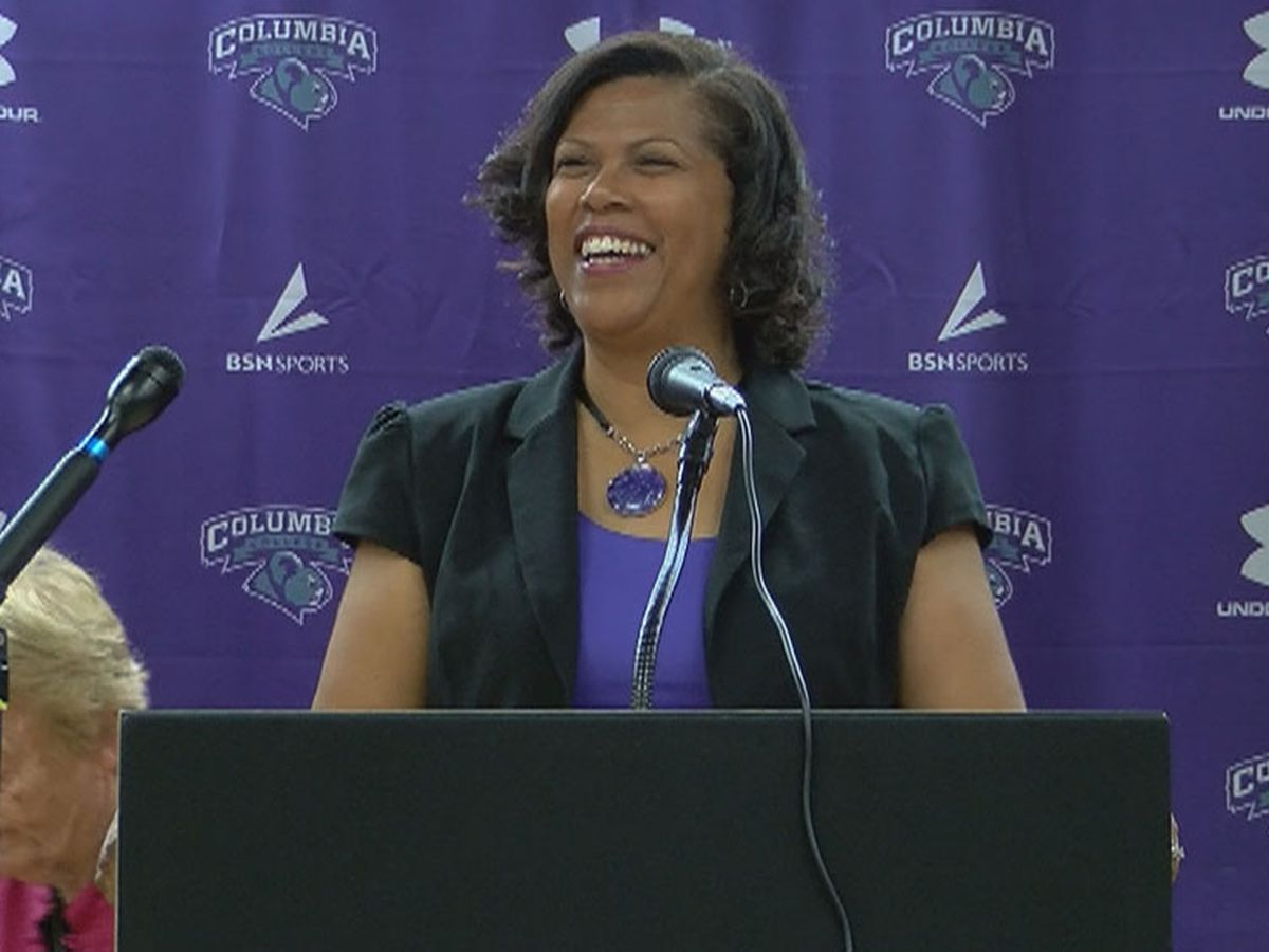 Former LR athletics director, girls hoops coach Stroman takes over as AD at Columbia College
