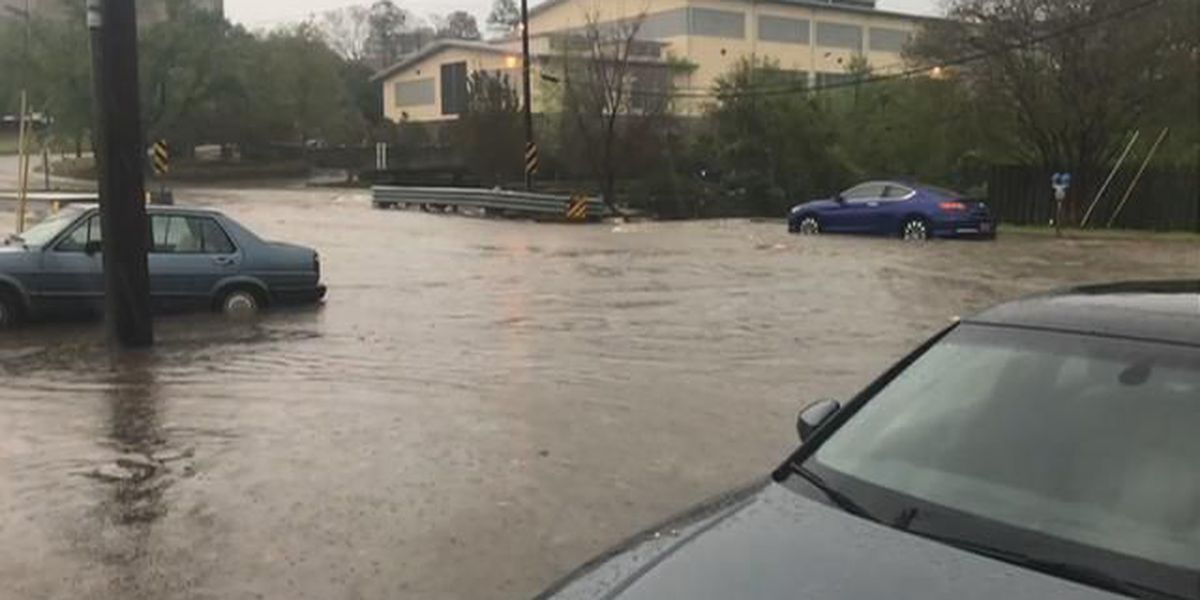 Columbia's infrastructure major concern during flash flooding