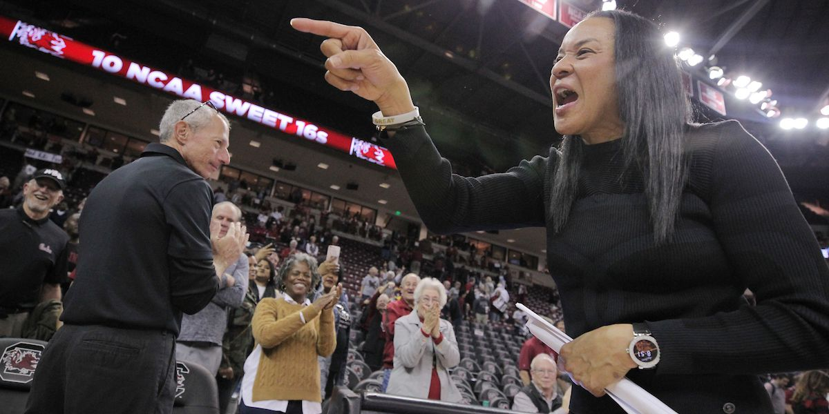 Trip to UConn highlights Gamecocks' women's non-conference basketball schedule