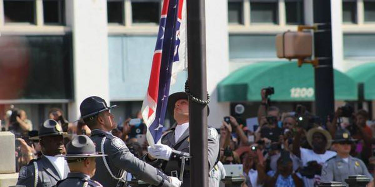 The World Was Watching: Tragedy, triumph spell Confederate flag's end on State House grounds