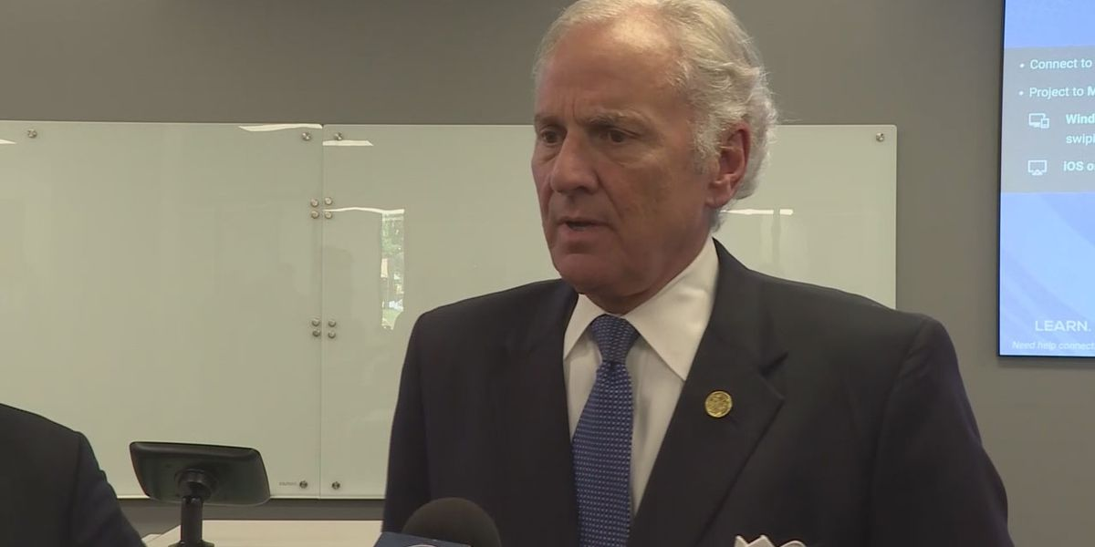 SC governor to announce nursing home re-opening guidelines on Tuesday