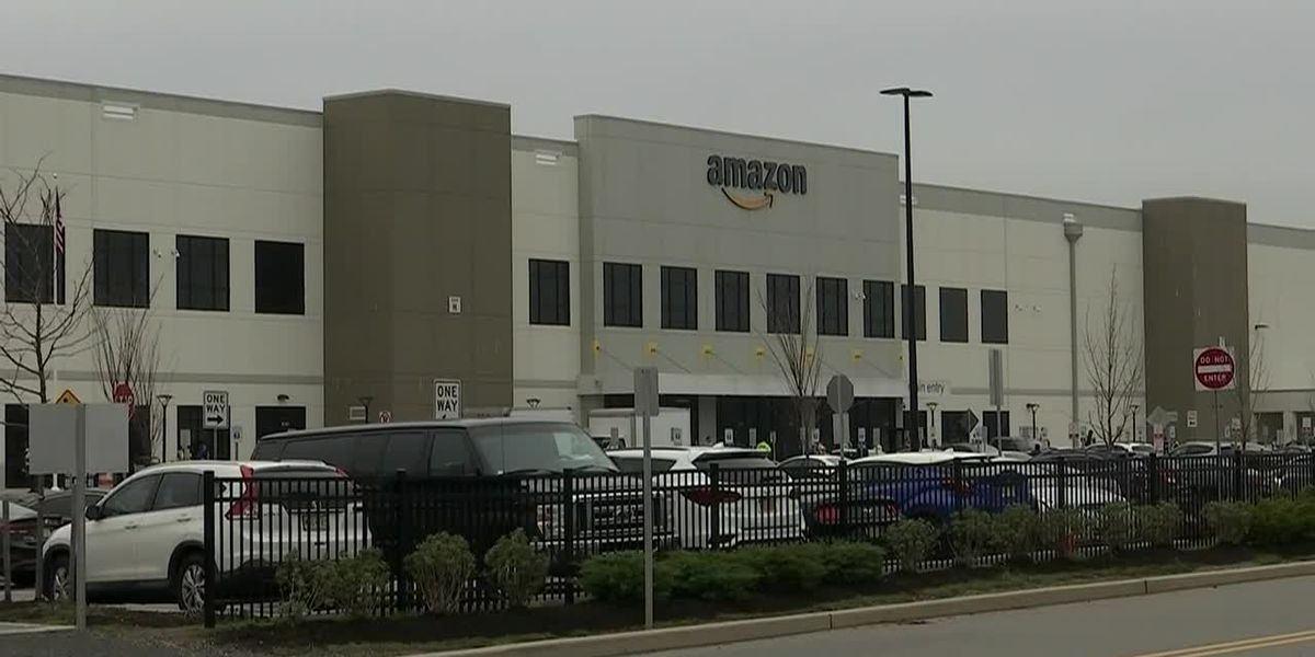 Amazon workers walk out at Staten Island facility