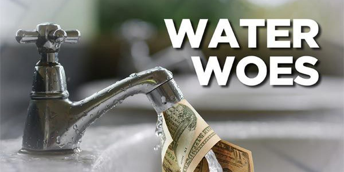 City's aging water pipes may soon see relief, but your wallet may not