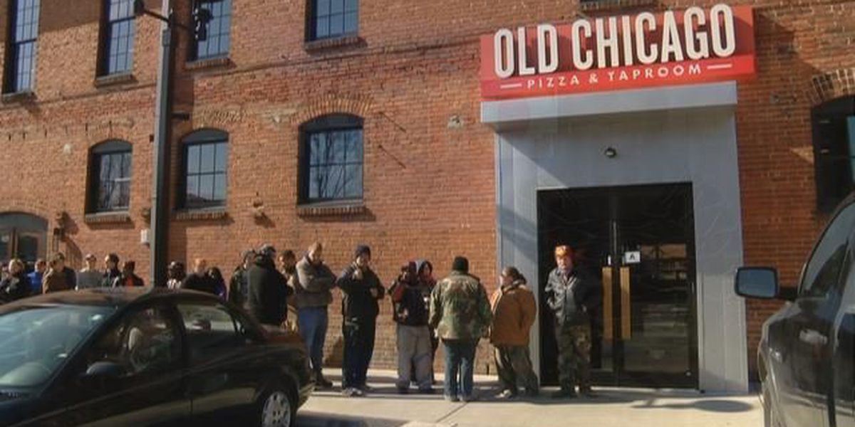 Old Chicago Pizza & Taproom is now open in Columbia
