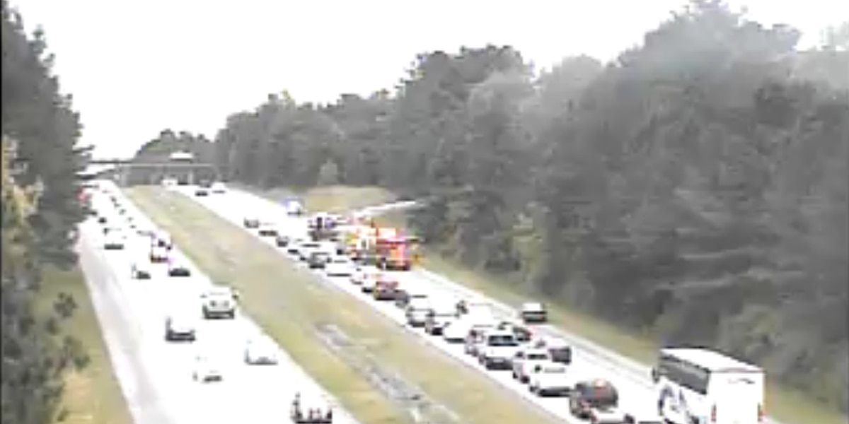 Accident on I-20 EB causes traffic issues