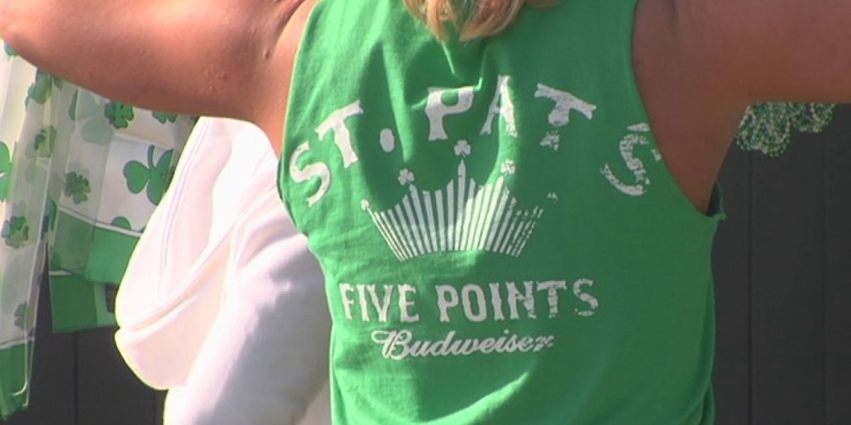 Residents near Five Points hoping for a safe St. Patty's Day weekend