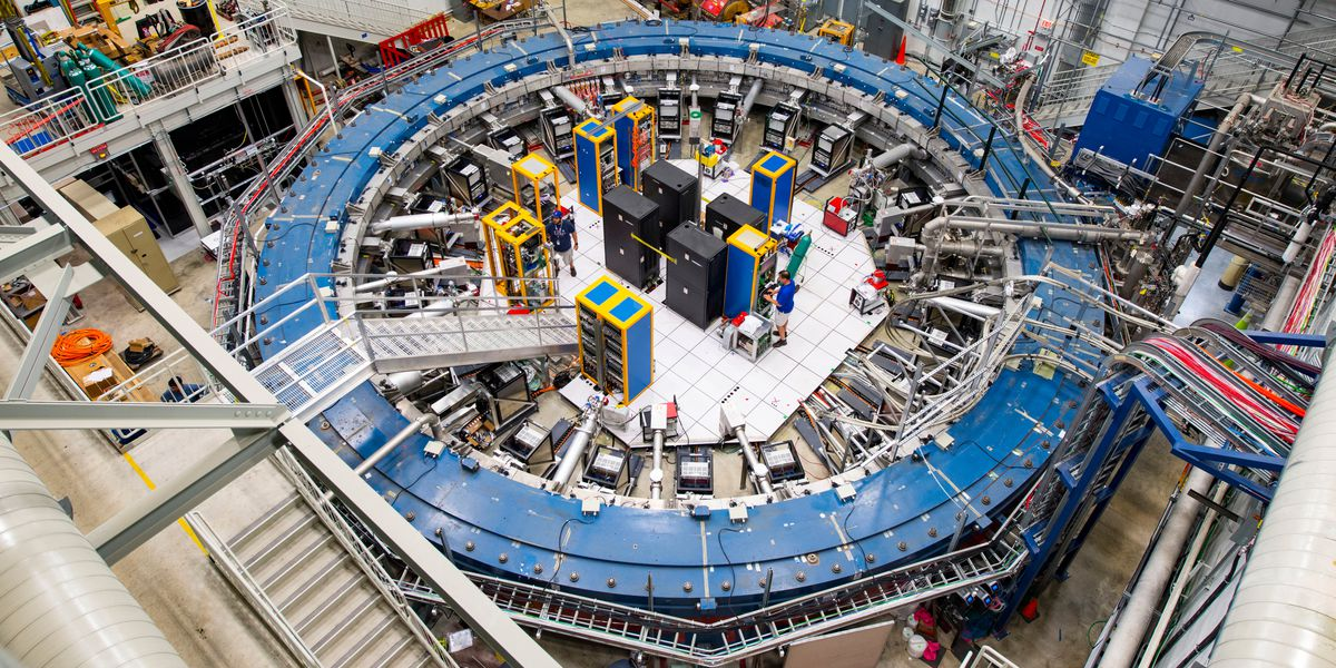 'Tantalizing' results of 2 experiments defy physics rulebook