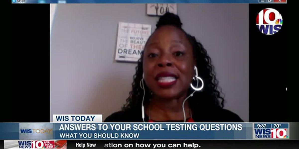 WIS Today: Shawn Hall talks about SAT/ACT testing changes due to COVID-19
