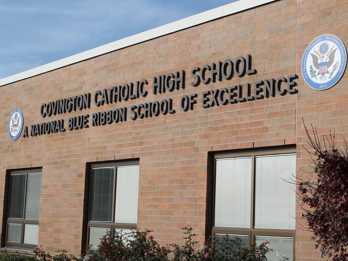 Covington Catholic High School closes Tuesday 'to ensure safety'