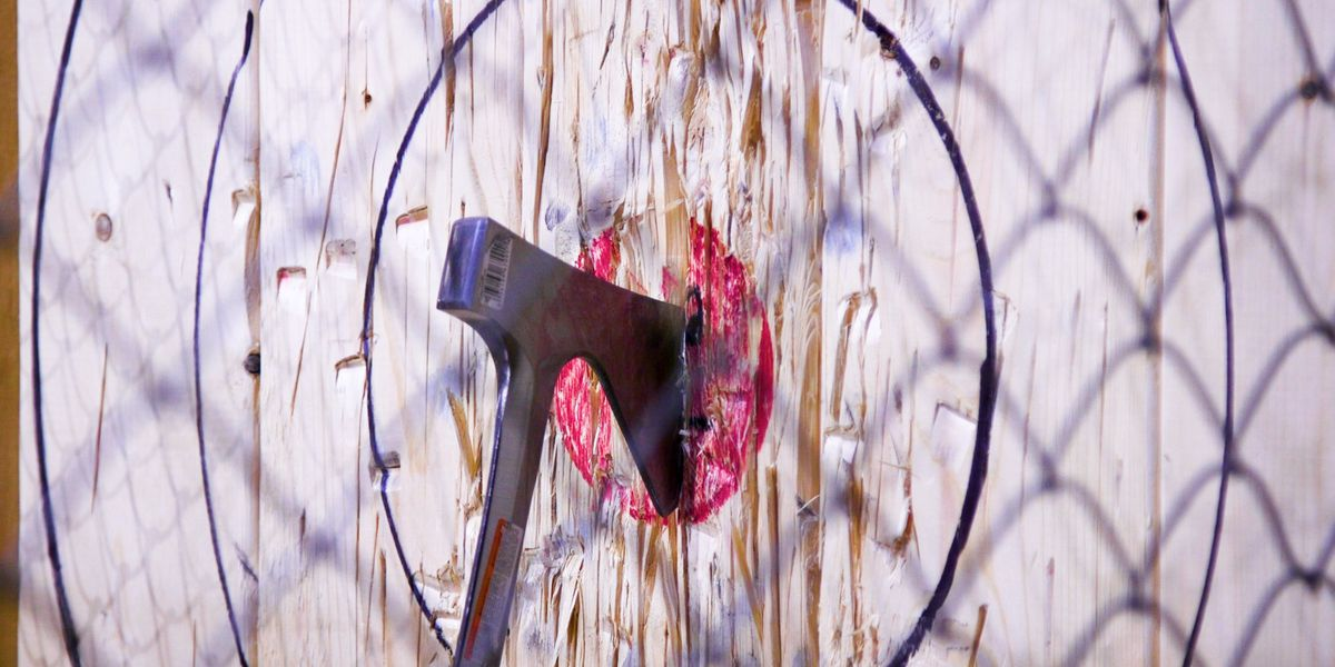 Sneak Preview: Craft Axes Throwing opens in Columbia