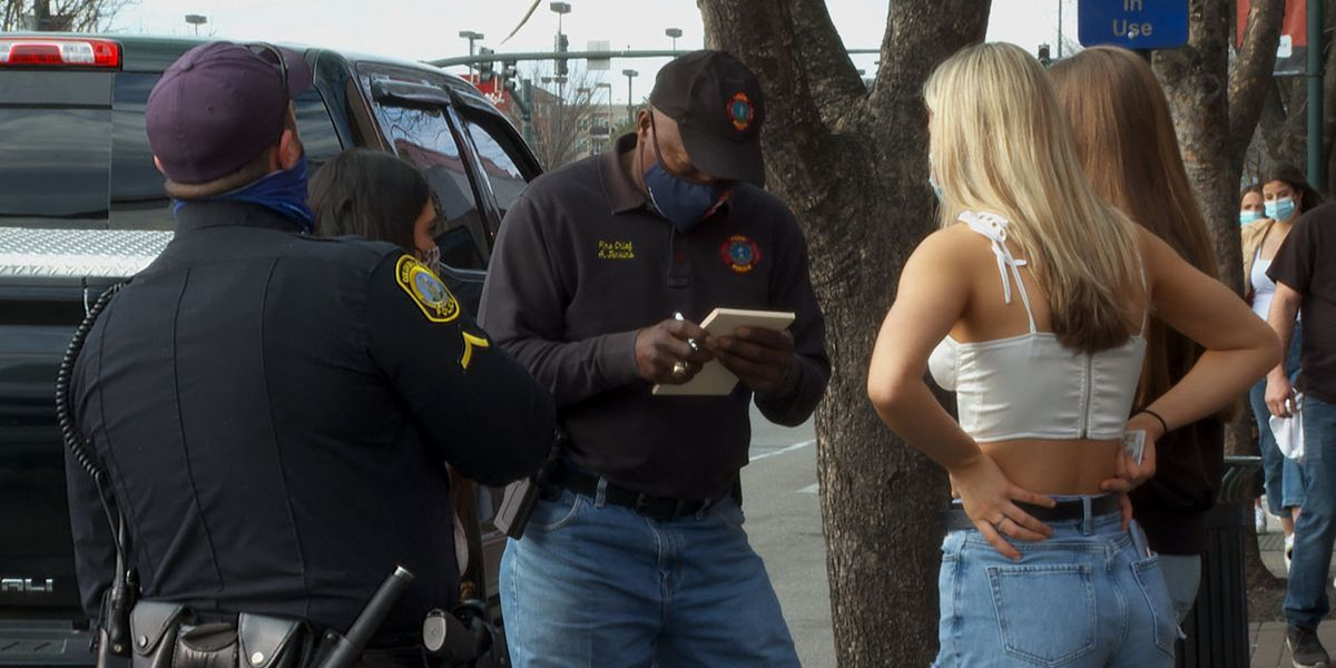 Officials to continue enforcing Columbia mask ordinance during 'Zero Tolerance' weekend