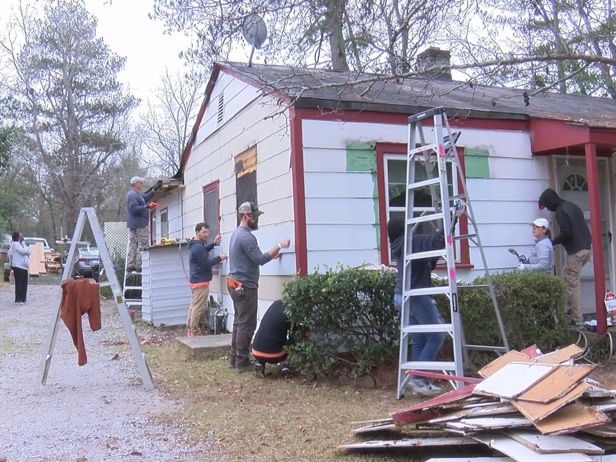 Nonprofit helps Midlands residents with home repairs