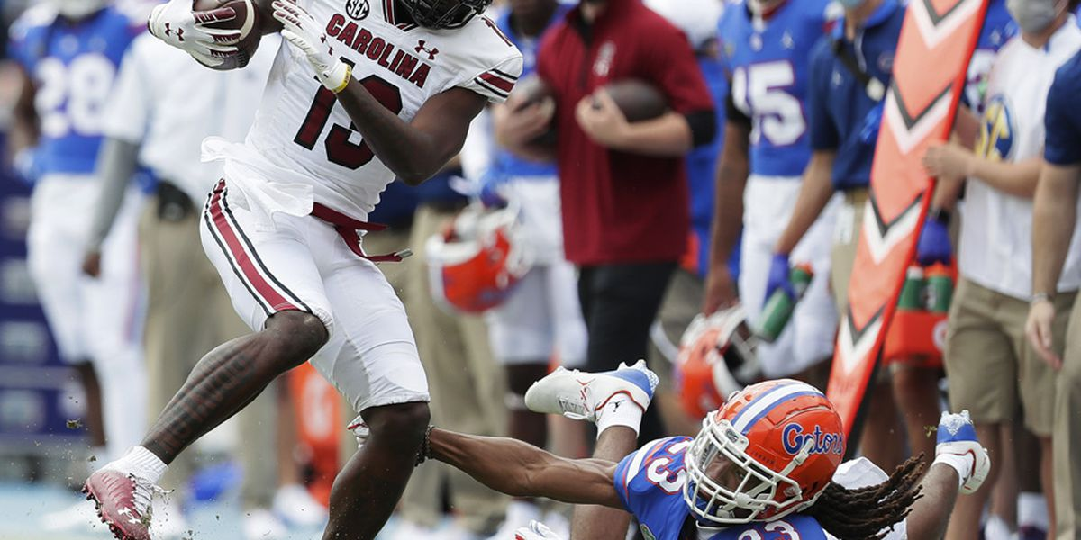 CAROLINA GAMEDAY: Gamecocks falls to No. 3 Florida 38-24