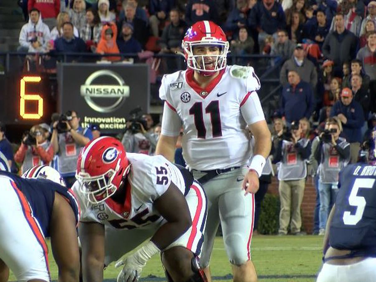 Fromm leaving UGA for NFL Draft