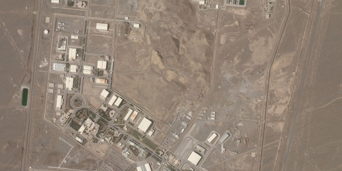 Iran starts enriching uranium to 60%, its highest level ever