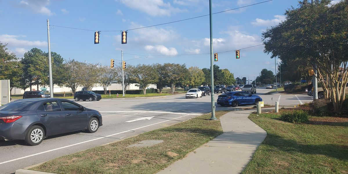 New traffic signal to be installed at busy intersection at Village at Sandhill