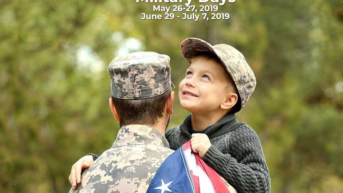 Carowinds announces military discounts throughout the summer