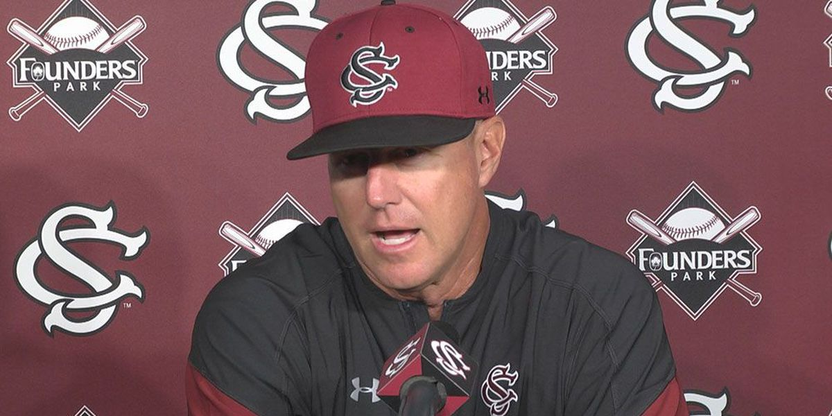 Kingston ready to get to work with Gamecocks as fall practice begins