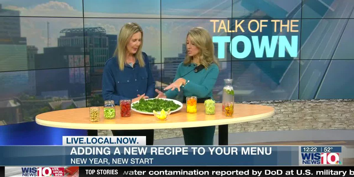 Talk of the Town: New year, new start to a new dish