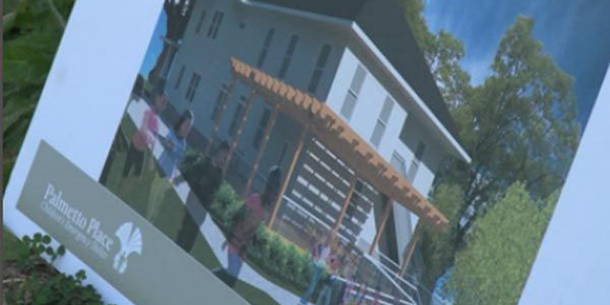 Palmetto Place Children's Shelter undergoing renovations