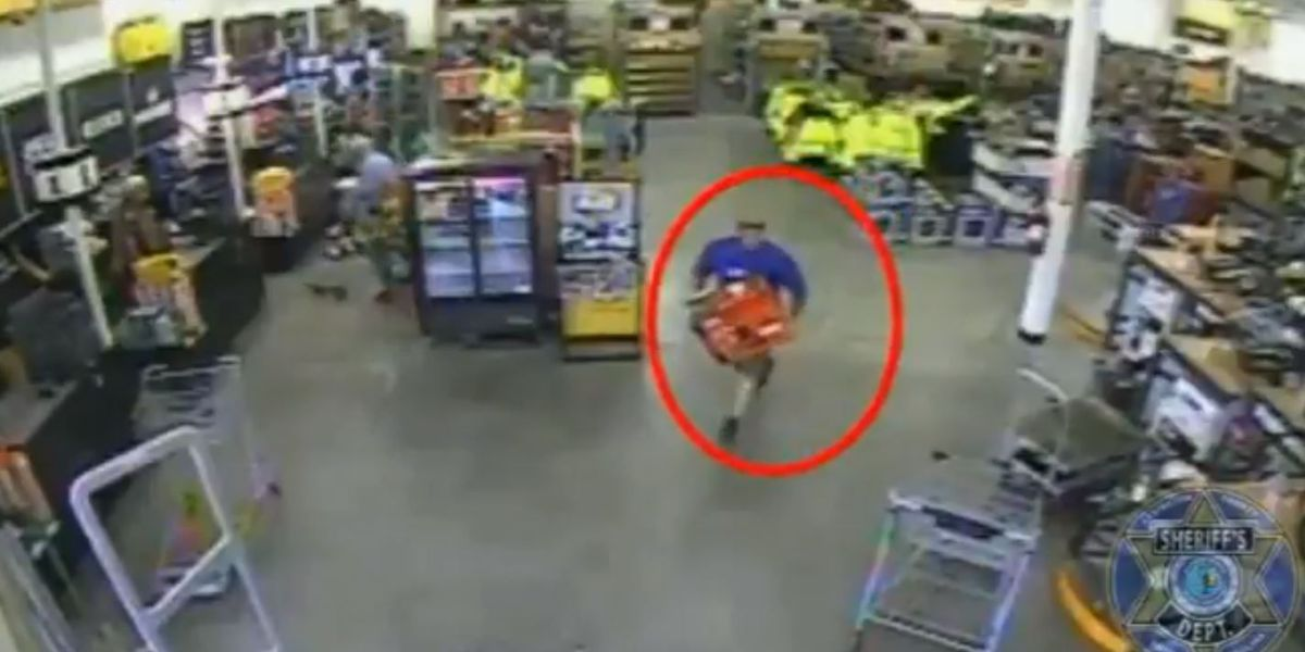 Two suspects wanted in machinery theft in Lexington County