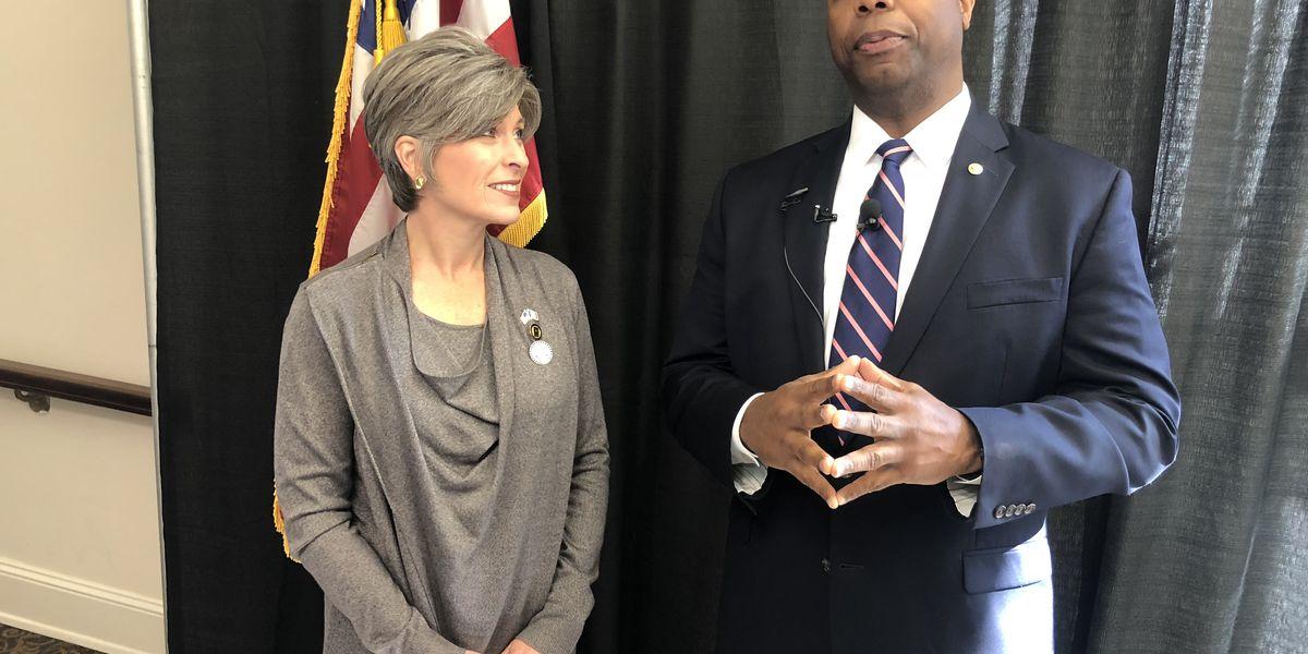 Senator Tim Scott honors women veterans ahead of Veterans Day