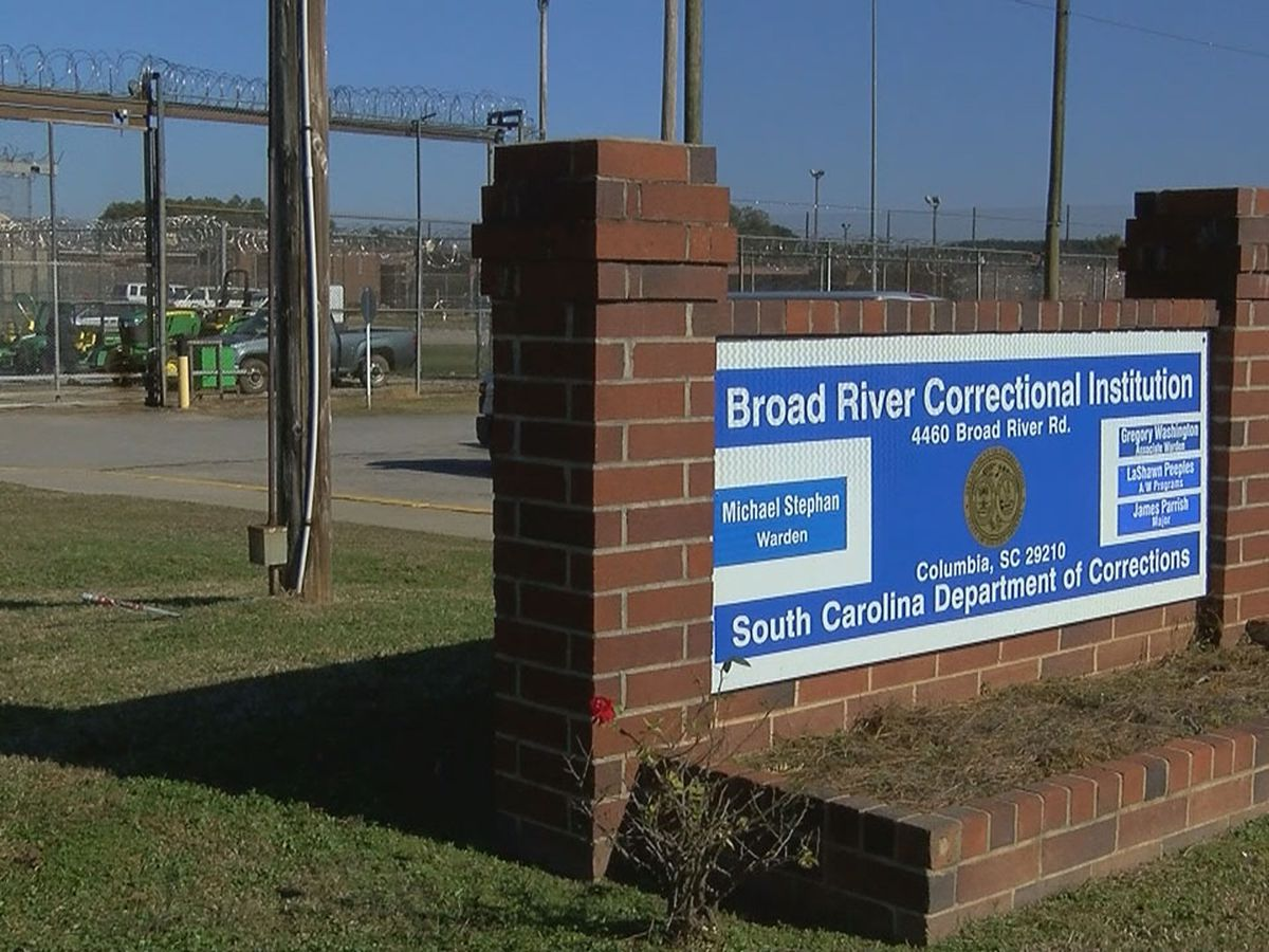 Broad River correctional officer dies after testing positive for COVID-19