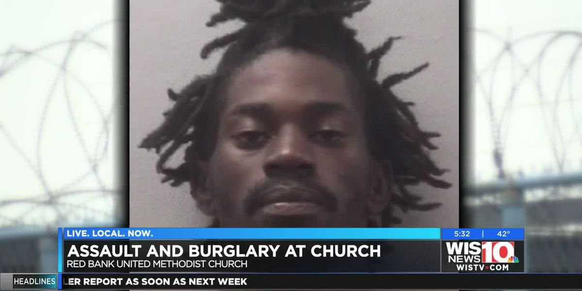 Man with criminal drug history assaults woman at Red Bank church