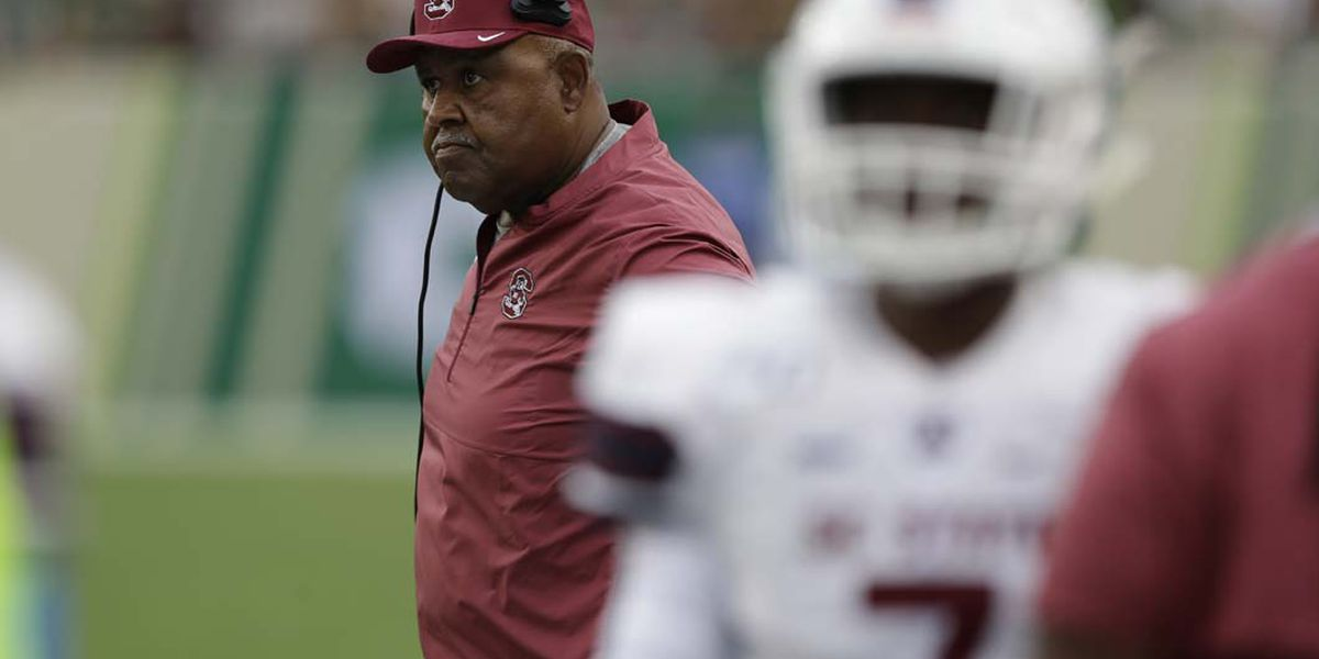 SC State's Pough takes aim at tying all-time wins record owned by former coach