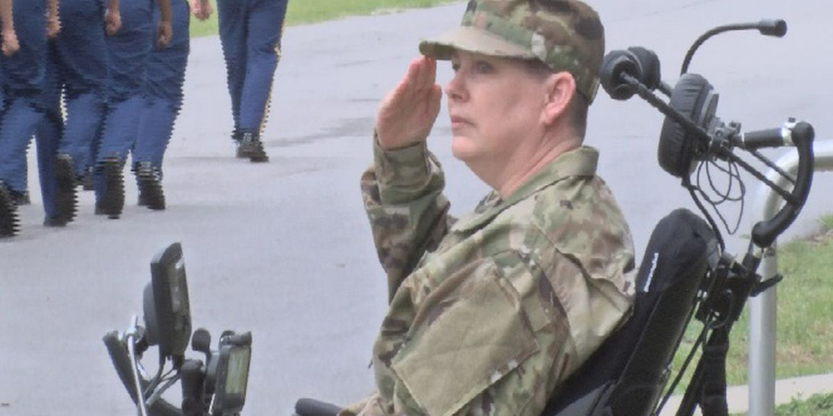 Ft. Jackson helps Midlands vet battling ALS fulfill bucket list item