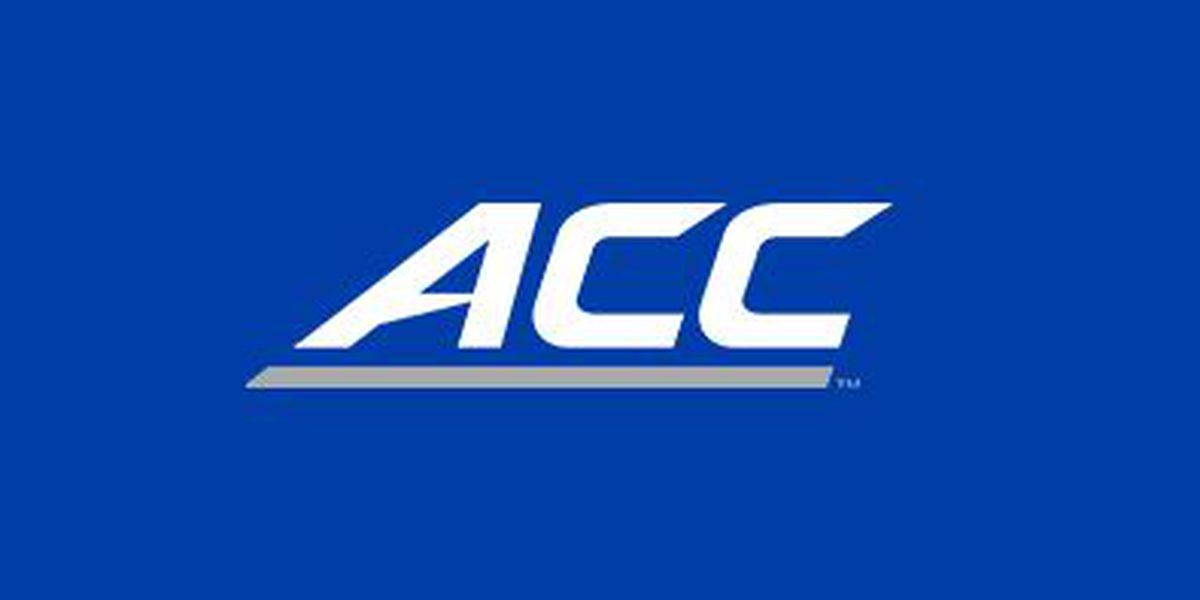 ACC suspends all athletic activities indefinitely