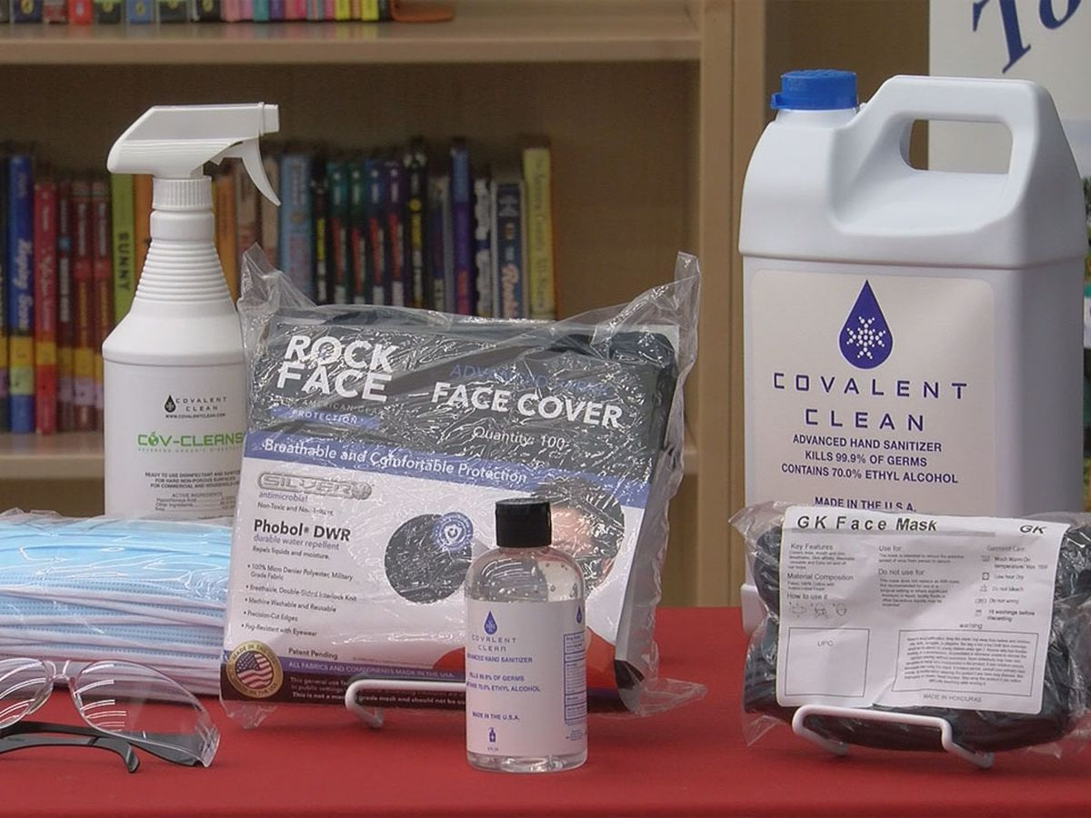 Dozens of SC school districts receiving PPE from the state for the start of the school year