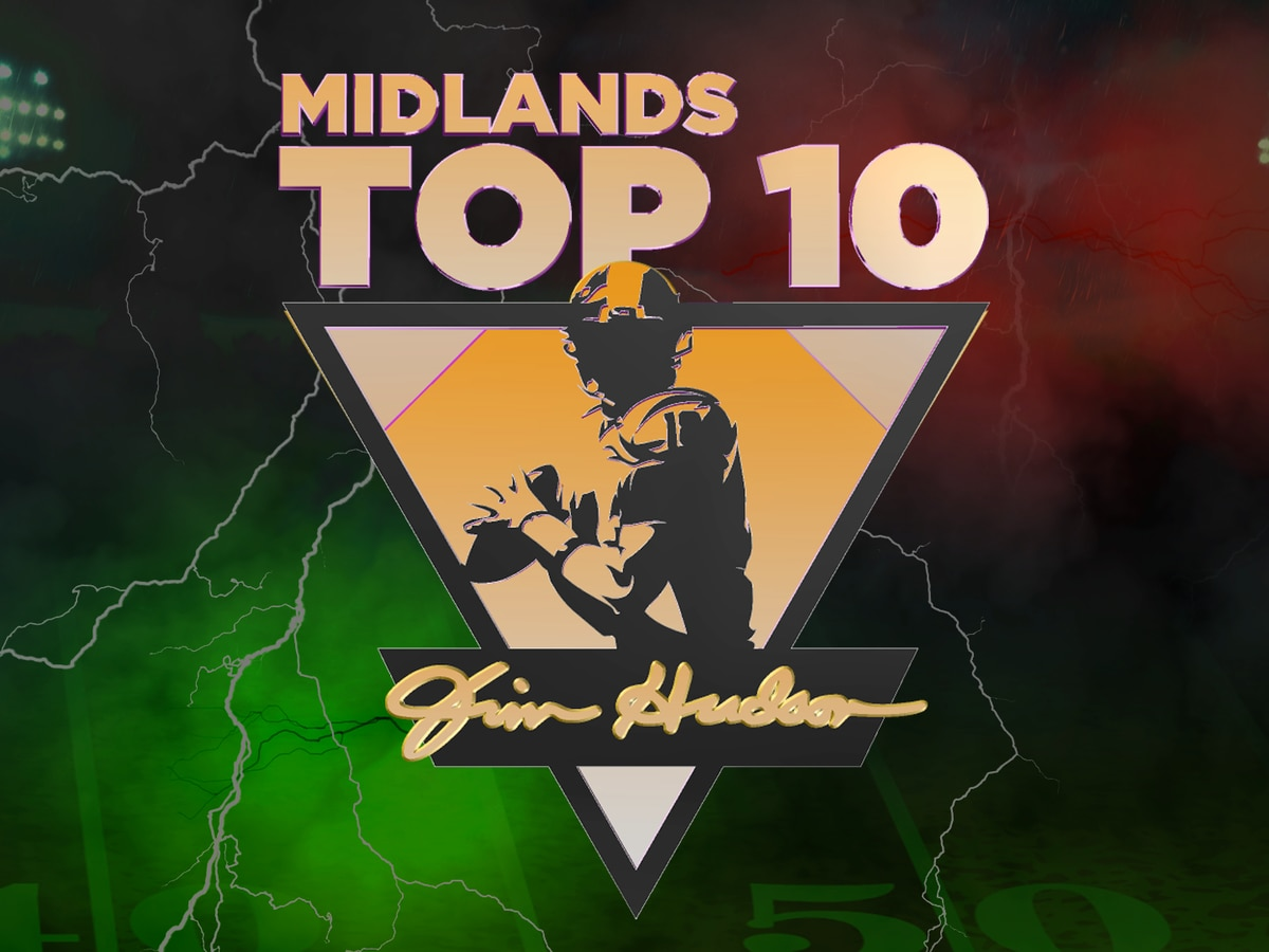 Rick Henry's Midlands Top 10