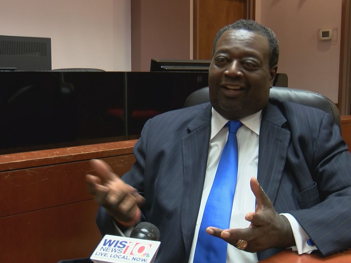 Barry Walker Sr. outlines goals after historic win in Irmo mayoral race