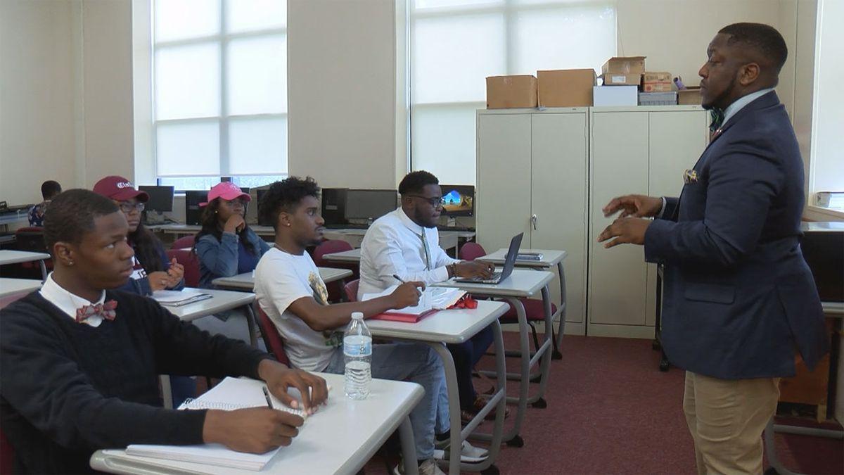 Various programs recruiting minority male educators in South Carolina