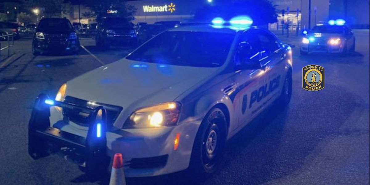 Woman shot in leg at Walmart on Harbison Blvd., CPD investigating