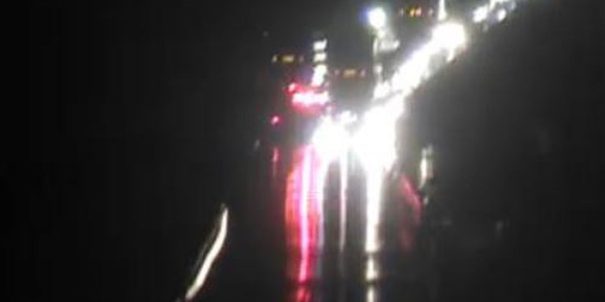 All lanes of I-20 East blocked near Highway 6 due to broken down tractor trailer