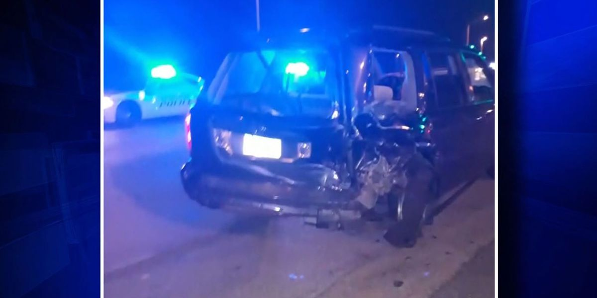 GRAPHIC: Father of 3 in coma after double hit-and-run at red light
