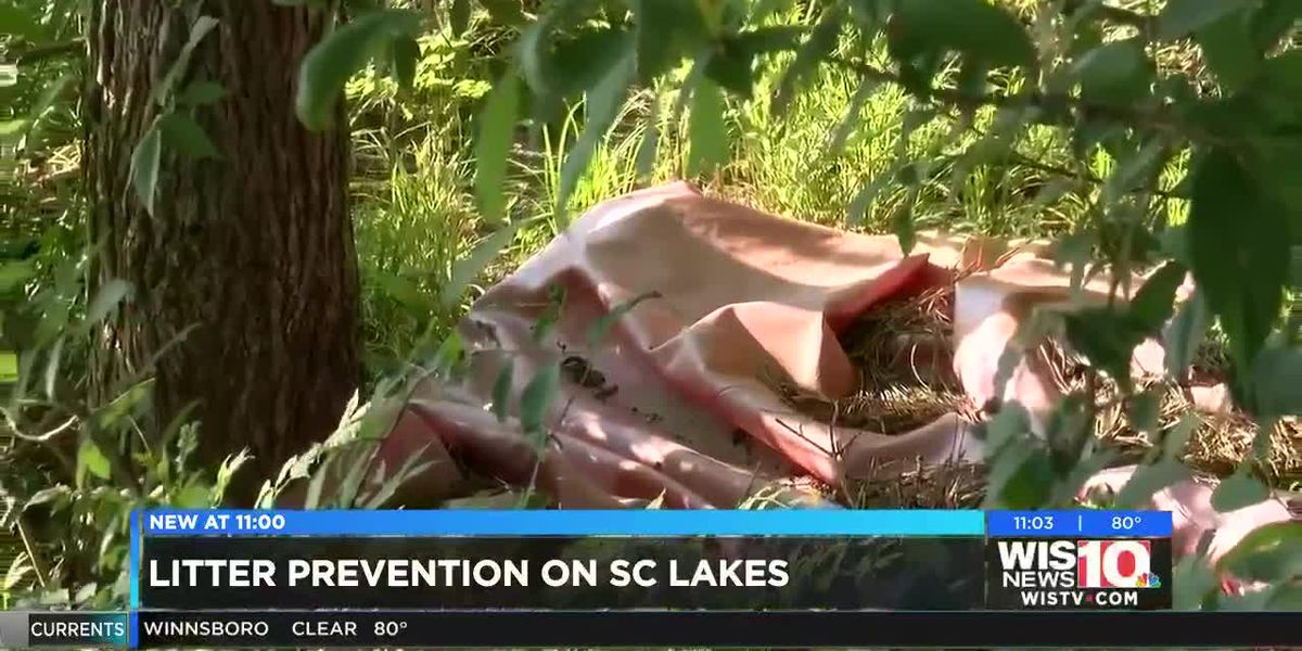 Residents worry about visitors trashing Lake Wateree recreation areas over long weekend