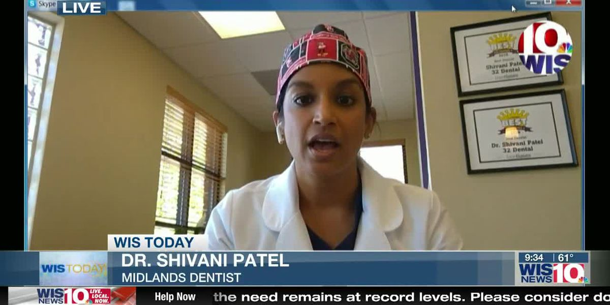 WIS TODAY: Dr. Shivani Patel explains what her dental office is doing to ensure the safety of hygienists, dentists and patients