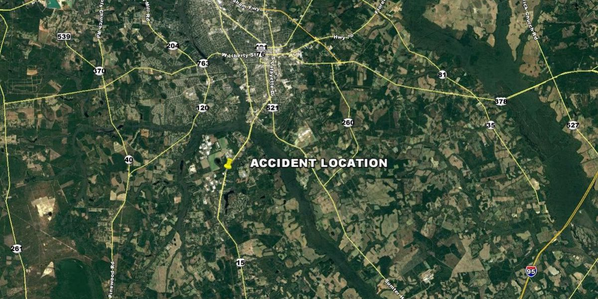 Coroner releases name of driver killed in crash near Sumter