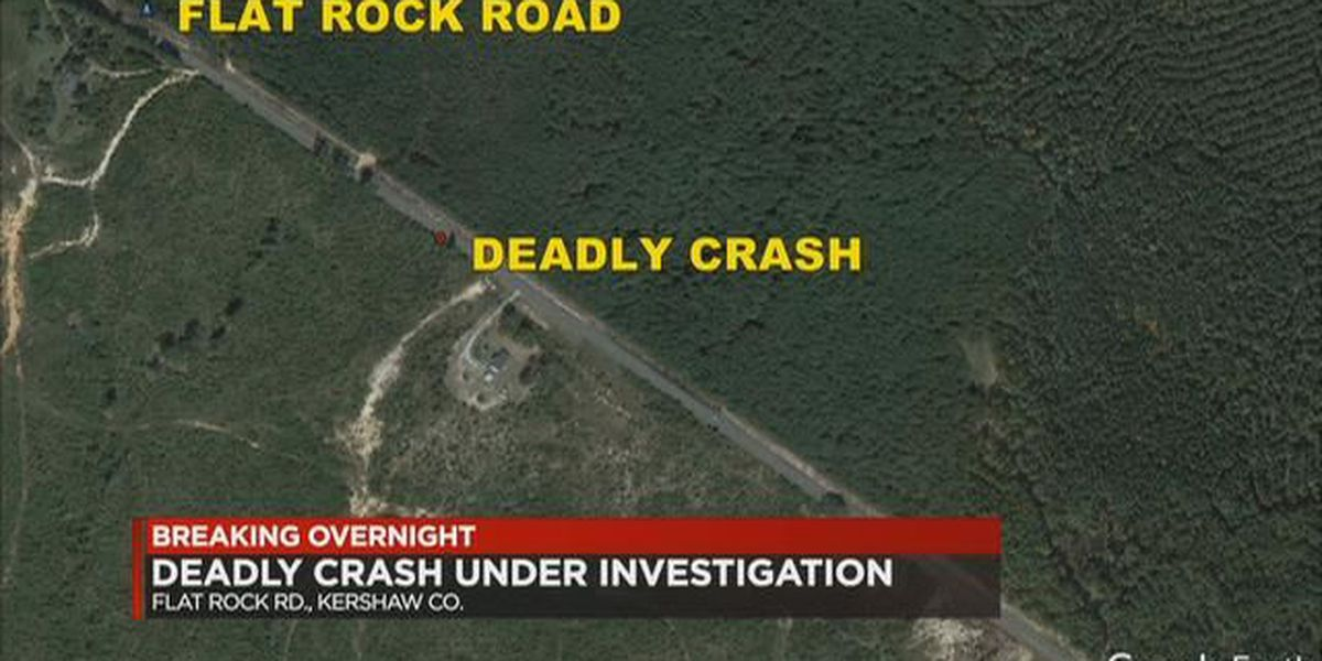 Kershaw County crash kills driver