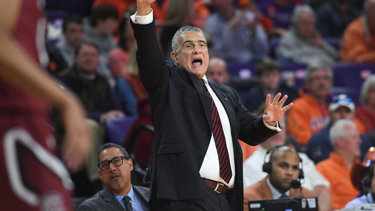 Frank Martin responds to NCAA notice of allegations