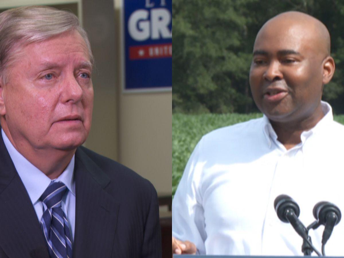 WIS to host U.S. Senate debate between Graham, Harrison