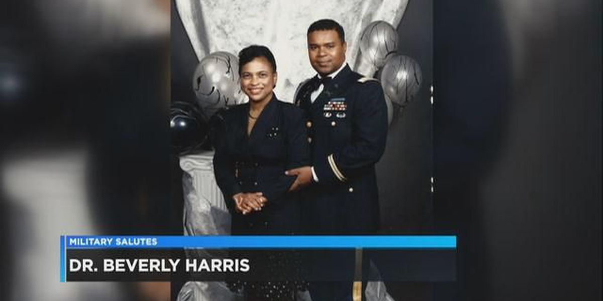 WIS Salutes Dr. Beverly Harris