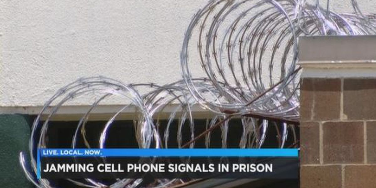 Congressman joins in fight against contraband cell phones in SC prisons